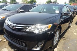 Foreign Used 2012 Toyota Camry for sale in Lagos.