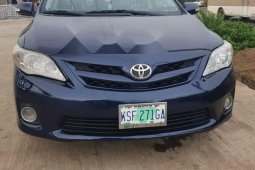 3 Months Used Toyota Corolla 2012 Model