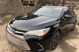 Newly arrived 2015 Toyota Camry accident free for sale