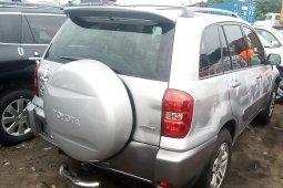 Toyota RAV4 2005 ₦2,500,000 for sale
