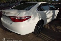 Toyota Camry 2016 ₦9,600,000 for sale