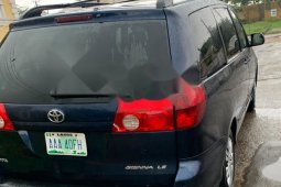 Toyota Sienna 2006 ₦1,700,000 for sale