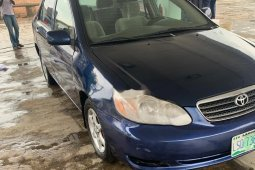 Toyota Corolla 2006 ₦1,400,000 for sale
