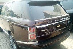 Land Rover Range Rover Vogue 2019 @ ₦130,000,000