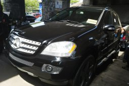 Mercedes-Benz ML350 2008 ₦4,100,000 for sale