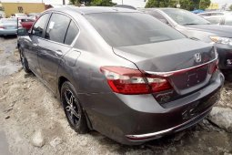 used 2016 Honda Accord at price ₦8,000,000