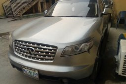 local used 2005 Infiniti FX for sale