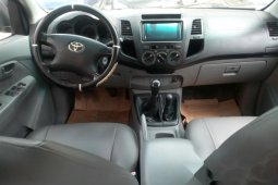 Toyota Hilux 2012 at  ₦7,500,000