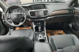 Honda Accord 2016 at ₦7,000,000