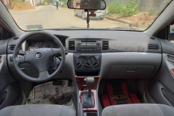 Toyota Corolla 2007 for sale at  ₦1,900,000