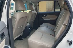 Well maintained white 2012 Ford Edge for sale at price ₦4,000,000 in Ikeja