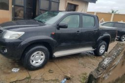 Toyota Hilux 2015 ₦13,500,000 for sale