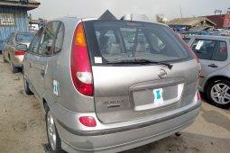 2002 Nissan Almera Tino for sale