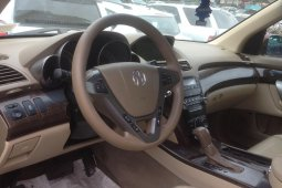 Used 2010 Acura MDX car suv  automatic at attractive price