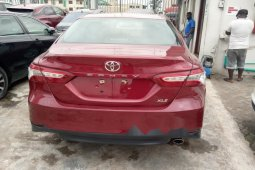 Toyota Camry 2018 ₦17,500,000 for sale