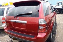 Honda Acura MDX 2006 ₦2,100,000 for sale