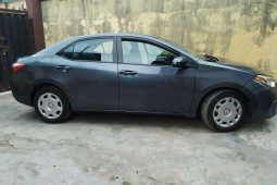 Toyota Corolla 2015 ₦4,350,000 for sale
