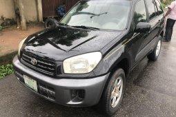 2003 Toyota RAV4 for sale in Lagos