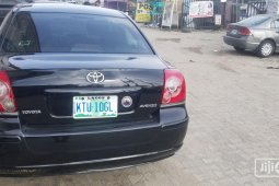 Toyota Avensis 2007 ₦1,300,000 for sale