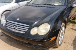Mercedes-Benz C230 2004 ₦1,500,000 for sale