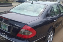 2006 Mercedes-Benz E350 for sale in Ikeja