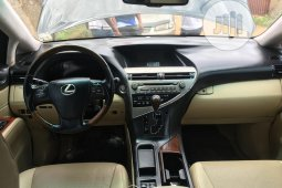 2010 Lexus RX for sale in Alimosho