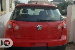 Volkswagen Golf 2007 ₦2,400,000 for sale