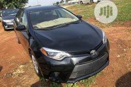 2015 Toyota Corolla for sale in Abuja