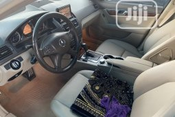 2010 Mercedes-Benz C300 for sale in Abuja