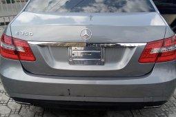 Mercedes-Benz E350 2012 ₦5,300,000 for sale
