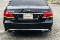2012 Mercedes-Benz E350 for sale in Lagos