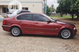 BMW 323i 2000 ₦1,100,000 for sale