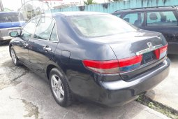 2004 Honda Accord for sale in Port Harcourt