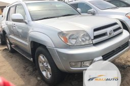 Toyota 4-Runner 2005 ₦3,500,000 for sale