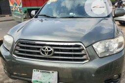 Toyota Highlander 2008 ₦3,400,000 for sale