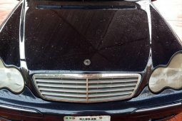 2003 Mercedes-Benz C200 for sale in Ikpoba-Okha