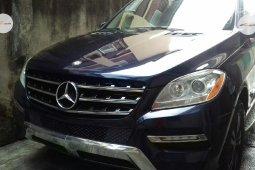 Mercedes-Benz M-Class 2013 ₦11,000,000 for sale