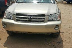 Toyota Highlander 2004 ₦2,200,000 for sale