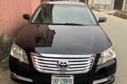 2008 Toyota Avalon for sale in Port Harcourt