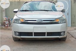 2010 Ford Focus for sale in Ikeja