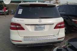 2013 Mercedes-Benz M-Class for sale in Lagos
