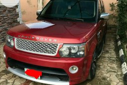 Land Rover Range Rover 2007 ₦2,950,000 for sale