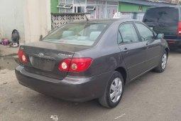 2002 Toyota Corolla for sale in Lagos