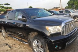 2010 Toyota Tundra for sale in Lagos