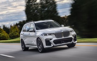 The latest BMW unleashed: introducing the 2019 BMW X7