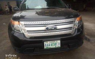 Super Clean Nigerian used 2015 Ford Explorer