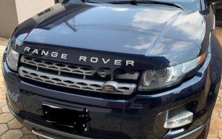 Neat Nigerian used Land Rover Range Rover Evoque 2012