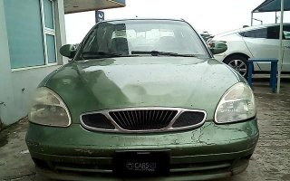 Nigeria Used Daewoo Nubira 2002 Model Green