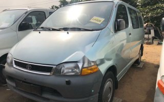 Foreign Used Toyota HiAce 2004 Model Silver