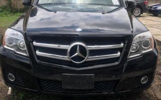 Tokunbo Mercedes-Benz GLK 2011 Model Black